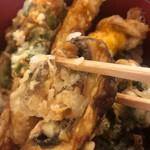 天麩羅 杉 - 椎茸
