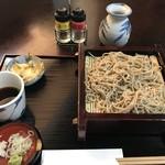 井川城 - 料理写真:十割