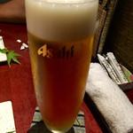 魚鶏料理 仲乃路 - スーパードライ