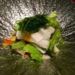 魚鶏料理 仲乃路 - 野菜料理
