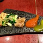 魚鶏料理 仲乃路 - 鶏料理