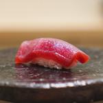 鮨 なんば - 料理写真:新潟佐渡  鮪