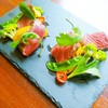 トラットリア インコントロ - 料理写真:お肉の盛り合わせ2種