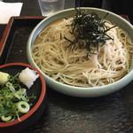 そば辰 - 大ざる(¥750)
