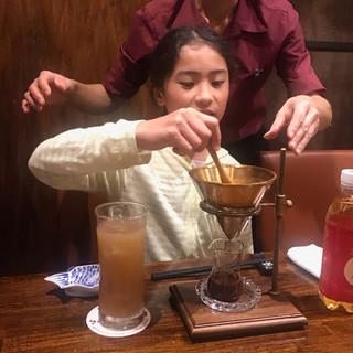 7/22~8/31【夏休み特別企画】お醤油搾り体験をしよう!