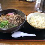 峰 - 料理写真:冷肉ダブル