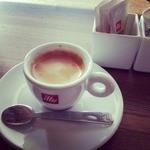 ラ パデリーナ - グッと濃い味、エスプレッソ