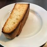 J'ai Faim - パン 香ばしく美味しい 温めて出されます