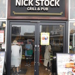 GRILL&PUB The NICKSTOCK - 店舗外観
