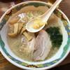 特麺コツ一丁ラーメン - 料理写真:ラーメン 麺半分 700円 ニンニクあり