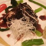 Siuil a Run - 和牛ほほ肉の赤ワイン煮 ¥1600