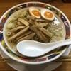 中華そば 鈴木 - 料理写真:・竹の子そば 770円 ・味付け半熟卵 100円