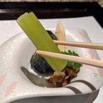 ステーキ&しゃぶしゃぶ ふじた - [料理] フキ アップ♪w