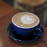 オワゾーコーヒー - ドリンク写真:カフェラテ☆