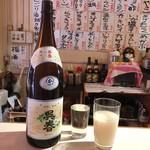 111493547 - 呉春^^日本酒♪