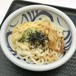 うまげな - 料理写真:[2019/06]かま玉・並(421円)
