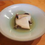 日本料理 たかむら - 秋田久六島のめがいあわび