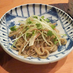 日本料理 たかむら - 渡り蟹クリームコロッケ