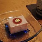 日本料理 たかむら - 秋田苺のデザート