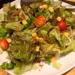 Ginzajanome - サラダ
