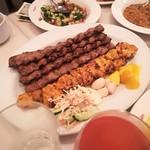 イラン・アラブ料理 アラジン -