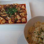 麻婆豆腐 辣 -