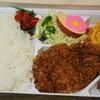 五車堂 - 料理写真:ロースかつ弁当