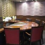 steakdining鷹 - 店内焼き台席