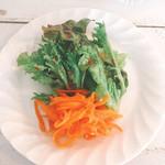 リロンデル - ランチ サラダ