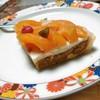銀の森 - 料理写真:枇杷パイカット