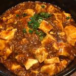 111501433 - 麻婆豆腐 土鍋仕立て