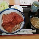 111501910 - カツ丼920円