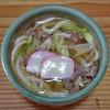 小六 - 料理写真:肉うどん