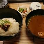 懐石 宿 扇屋 - 食事