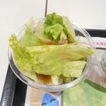 マクドナルド - サイドサラダ