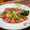 川島しょう店 - 料理写真:☆本マグロトロのあみ焼き ポン酢醤油 1500円
