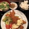 寺田屋 - 料理写真:エビフライランチ 1000円