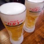 大衆肴場 ブロンクス - 生ビール