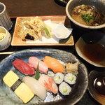 11151479 - 生寿司ランチ 【 2012年1月 】