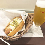 フレッシュネスバーガー - ハッピーアワーのビールは210円だったかな。