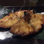 海鮮居酒屋 根室 - 銀カマ一夜干し炭焼