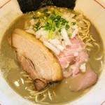 零一弐三 - 料理写真:濃厚煮干そば
