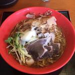 麺喰い メン太ジスタ - 冷やし¥880-なり