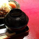 個室和食居酒屋 みやび  - お味噌汁
