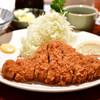 とんかつ やまいち - 料理写真:特ロース 定食@2,100円