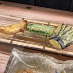 天ぷら膳と旨いもん ほ  -