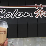 Colon茶 - Colon茶タピオカミルクティー M