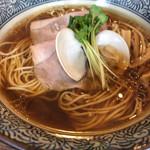 Ramen611 - 蛤の中華そば❗️綺麗⭐️