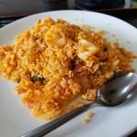 台湾料理 豊源 - 料理写真:キムチ炒飯
