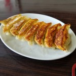 台湾料理 豊源 - 焼き餃子